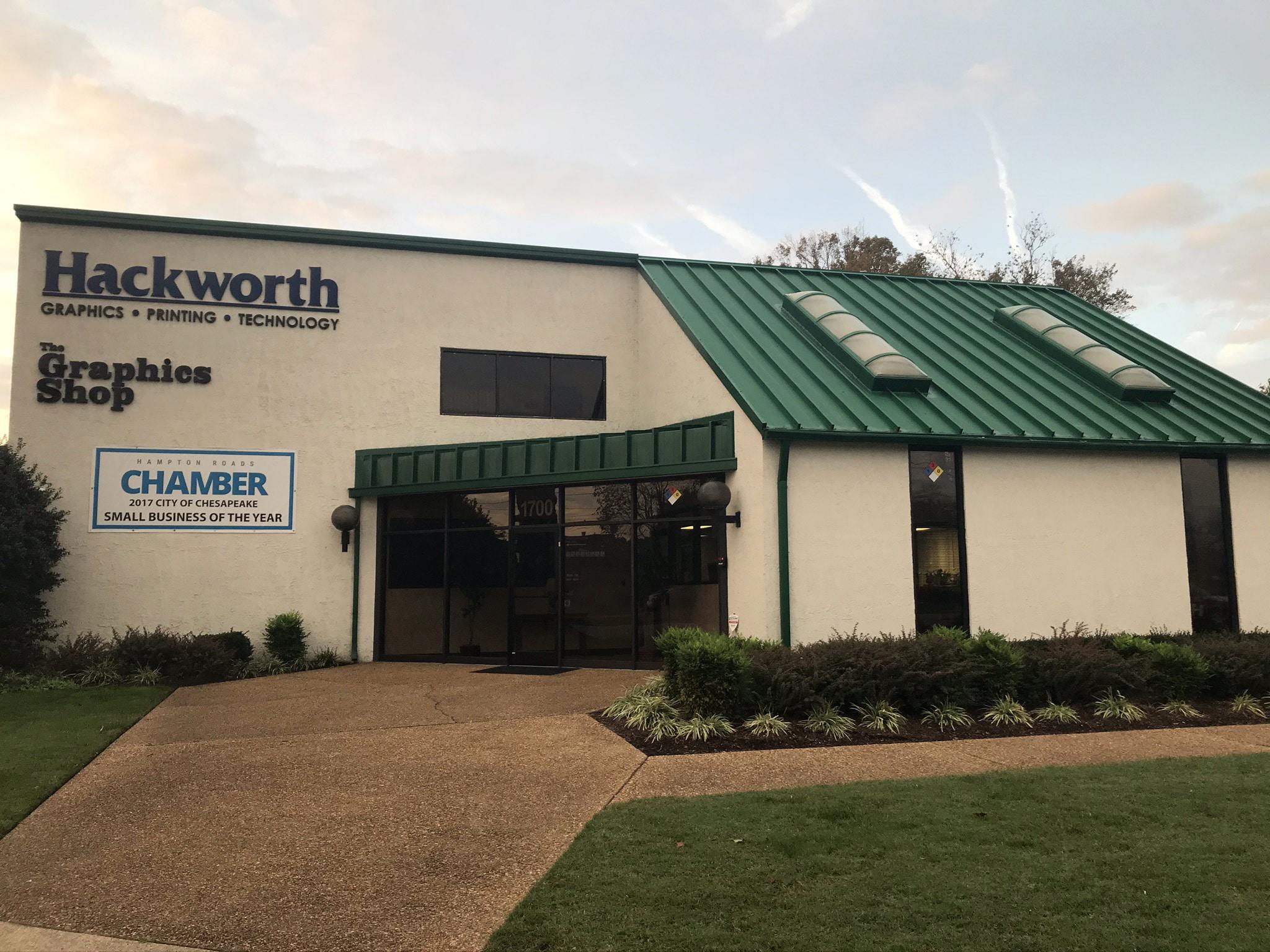 Hackworth Headquarters